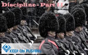 Discipline---Part-II