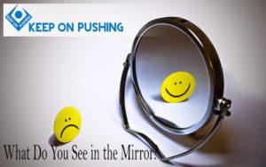 What Do You Seinthe Mirror