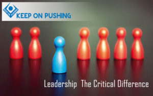 leadership the critical difference