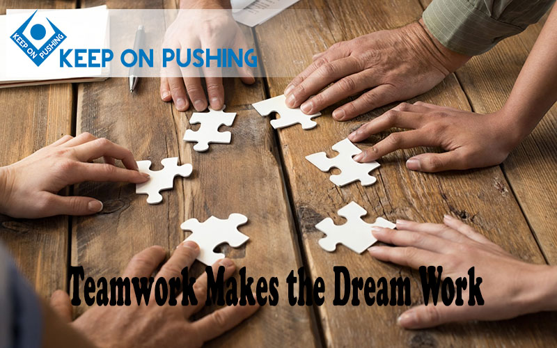 Teamwork-Makes-the-Dream-Work