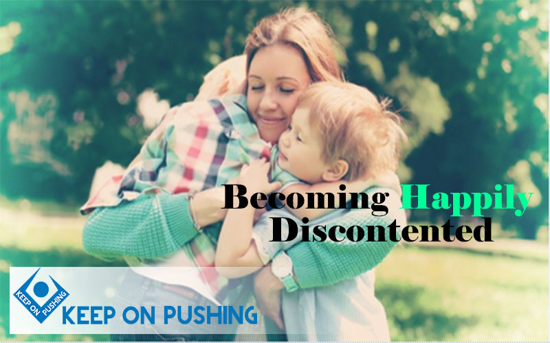 Becoming-Happily-Discontented