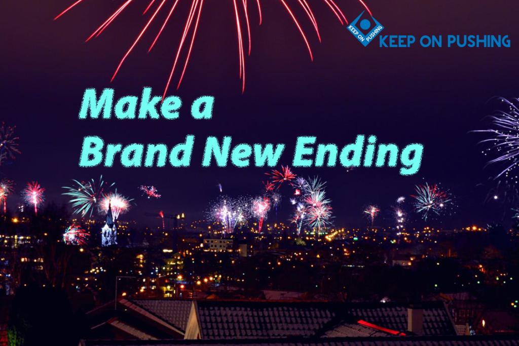 Make a brand new ending